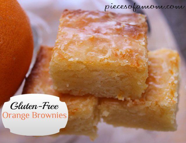 As 25 melhores ideias de Orange brownies no Pinterest