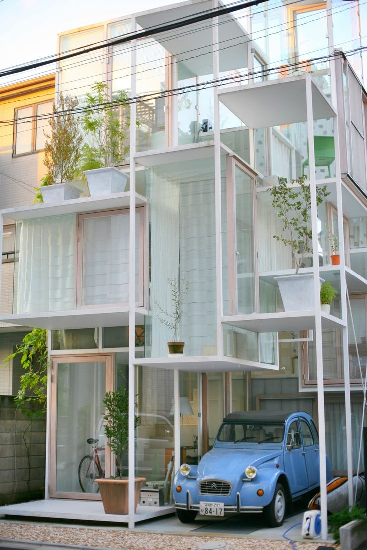 262 best architecture images on pinterest facades for Architecture tokyo
