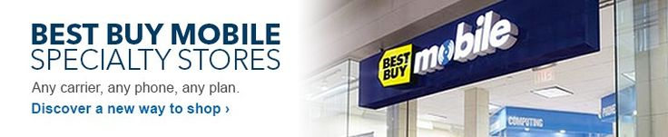 Shop Best Buy Mobile Specialty Stores