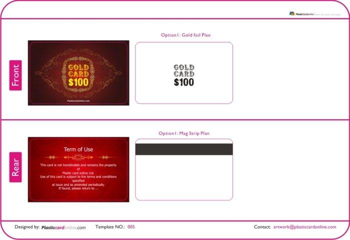 17 best Plastic card design template images on Pinterest Plastic - membership cards templates