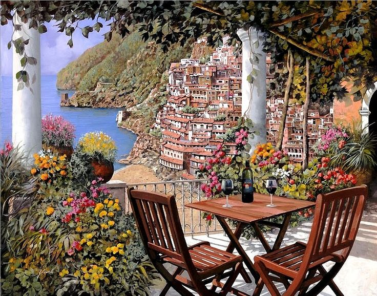 guido borelli paintings -
