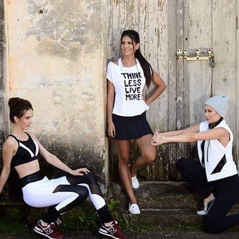 Black & White ♥   #artstilo #euuso #euamo #Fitness #academia #treino