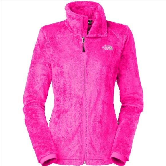 . SALE WOMEN'S THE NORTH FACE OSITO 2 JACKET!! THE NORTH FACE LADIES JACKET             GLO PINK AND GORGEOUS!!                        NEW WITH TAGS!!!!! The North Face Jackets & Coats