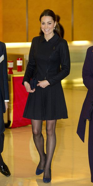 Catherine, Duchess of Cambridge attending a forum for the Charity Place2be at the offices of Clifford Chance on November 20, 2013 in London England.