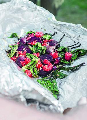 Grilla vegetariskt i sommar – 4 recept från stjärnkocken - Artiklar - Hus & Hem