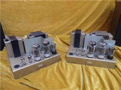 Leak TL 50+ Valve Amplifiers, used, vintage, for sale, secondhand
