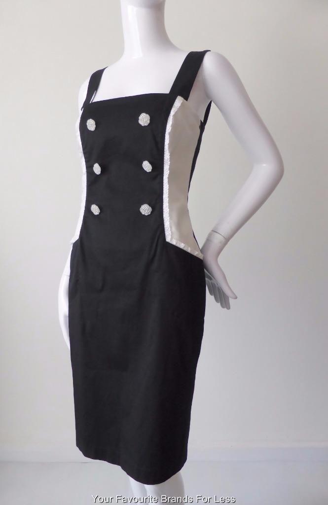 Black dress size 8 ebay au