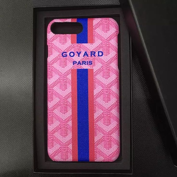 iphone8/7s/6s プラス カバー ブランドゴヤールGoyard 7sPlus/7/7plusケースアイフォン6シンプル風フランス有名