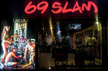 #69slam concept store Daegu, South Korea www.69slam.com