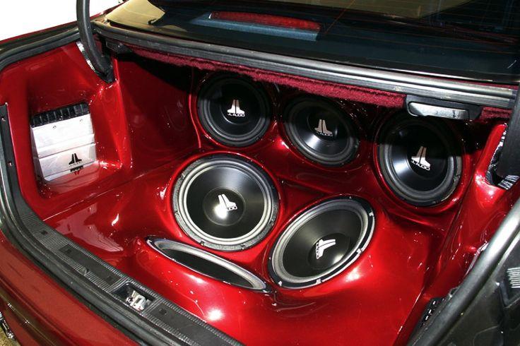 Funkmaster Flex Celebrity Car Show 2004 JL Audio