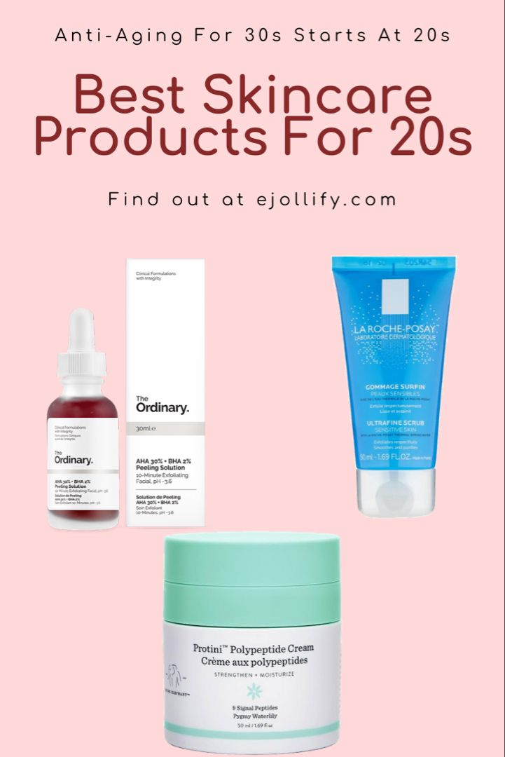 20 Best Skin Care Products For 20s Oily Dry And Sensitive Skin 2020 Skin Care Skin Care Secrets Good Skin