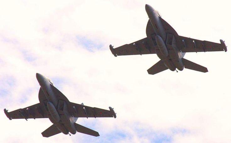 RAAF EA-18G Growlers