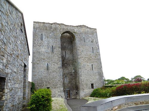 Castello di Listowel - Irlanda