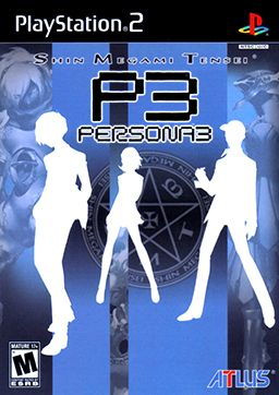 Persona 3 Been playing this for awhile. I like 4 better but it's still a very good RPG, especially if you like pretending to be a Japanese high schooler (albeit one striving to be friends with EVERYONE).