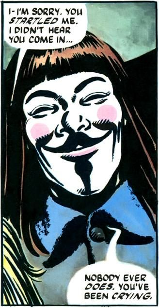 55 best images about V for Vendetta on Pinterest   Graphic ...