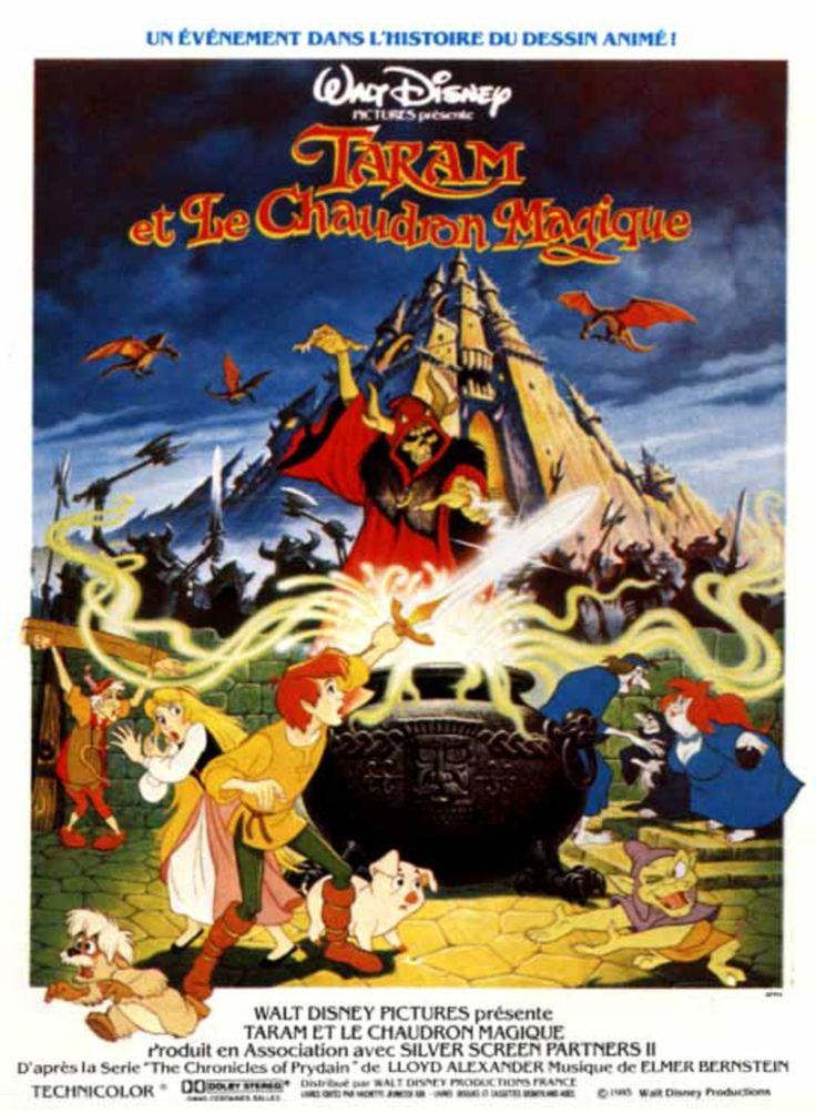 Taram et le Chaudron magique - Film (1985) - SensCritique