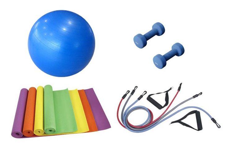 OFERTA 29% - Kit de entrenamiento en casa Antes $ 139,800 Ahora $ 99,900