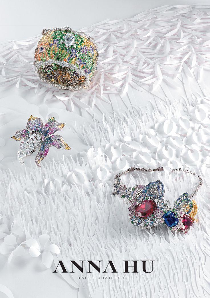 Anna Hu Jewelry by Andrea A. Elisabeth