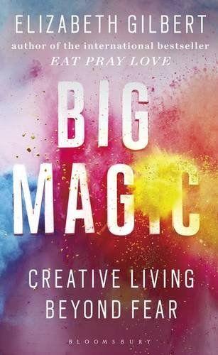 Big Magic: Creative Living Beyond Fear by Elizabeth Gilbert http://www.amazon.co.uk/dp/1408866730/ref=cm_sw_r_pi_dp_tR3Ywb01YQWKC