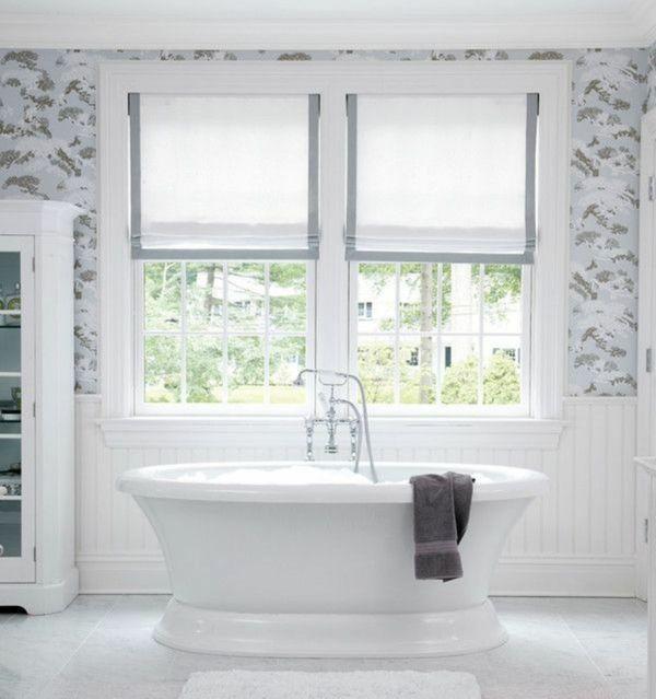 Die besten 25+ Badezimmer jalousien Ideen auf Pinterest - rollos f r badezimmer