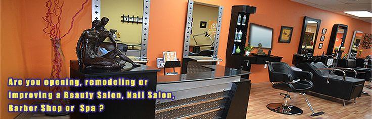Beauty Salon Equipment, Discount Salon Furniture ...