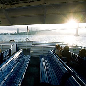 Top 8 ferry trips   30 minutes for the kids: Oakland to San Francisco   Sunset.com. Will have to do this fall!