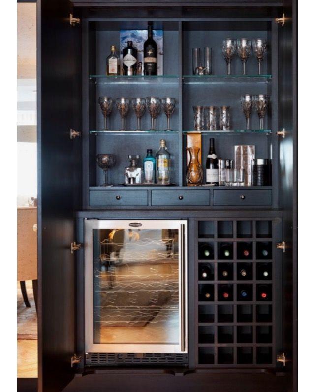 Die Perfekte Hausbar Hausbar Inspiration Basement Ideas