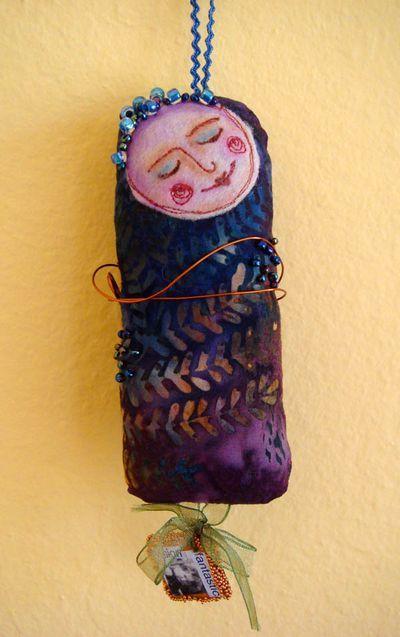 Dotee Doll by Linda Misa