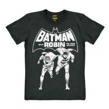 Camiseta Batman y Robin de DC Comics