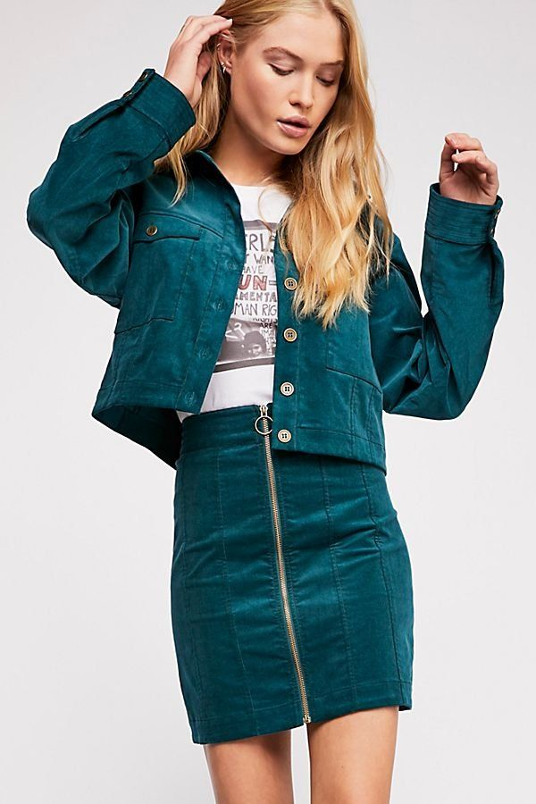 495dc7d308 Lovelorn Cord Set | Jumpsuits and Sets | Corduroy skirt, Fashion ...
