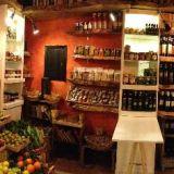 Tastevere Kmzero piccolo locale tutto biologico con ingredienti solo a km zero zona Trastevere  - Vicolo dè Cinque, 30/a, Roma, Italia