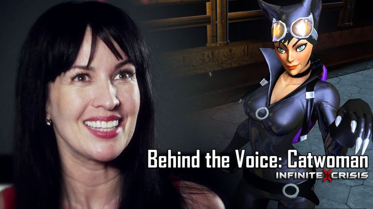 Behind the Voice: Grey Delisle-Griffin as Catwoman