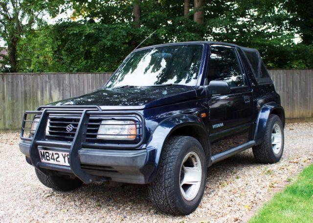 1.6 Suzuki Vitara JX (Fatboy) | Farnham, Surrey | Gumtree
