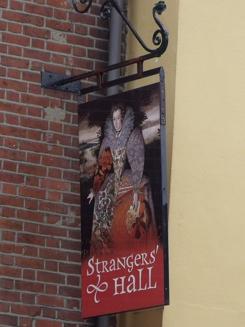 Strangers' Hall Museum - Charing Cross, Norwich England