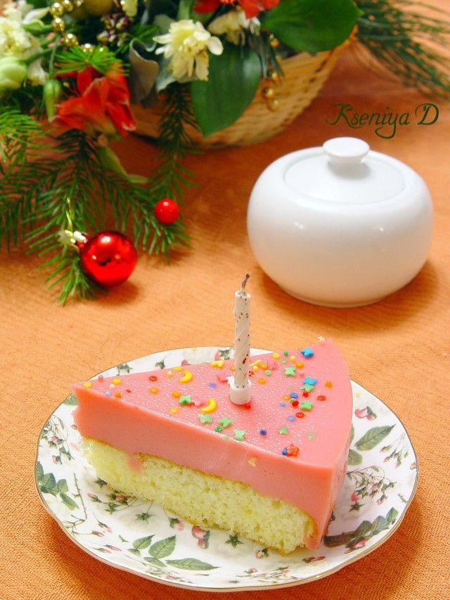 Торт из зефира: hahademon