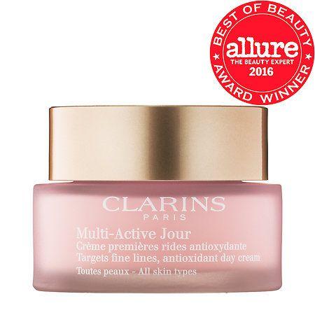Multi Active Day Cream - All Skin Types - Clarins   Sephora