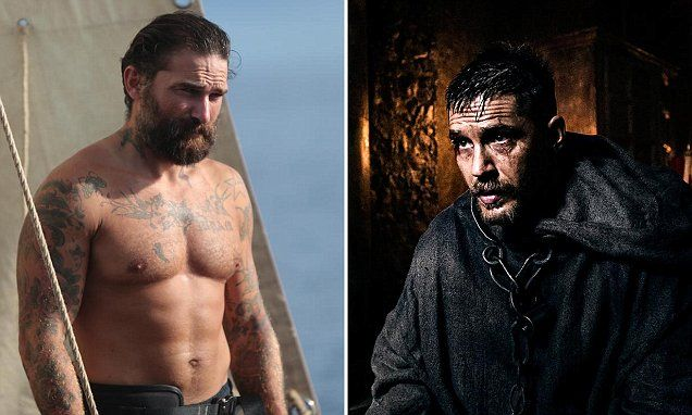Do the manly men on TV show masculinity is changing?