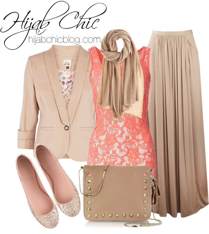 Hijab Fashion: Valentino Bag