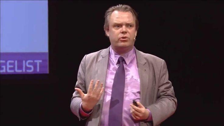 Changing the world through swarm intelligence: Rick Falkvinge at TEDxOsl...