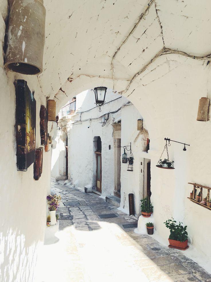 Ostuni, Puglia, Italy
