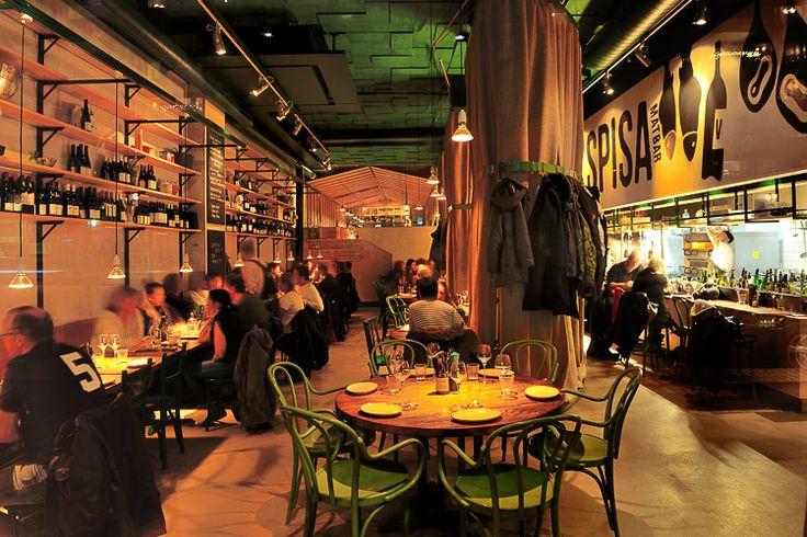 Restaurant spisa gothenburg sweden │ from