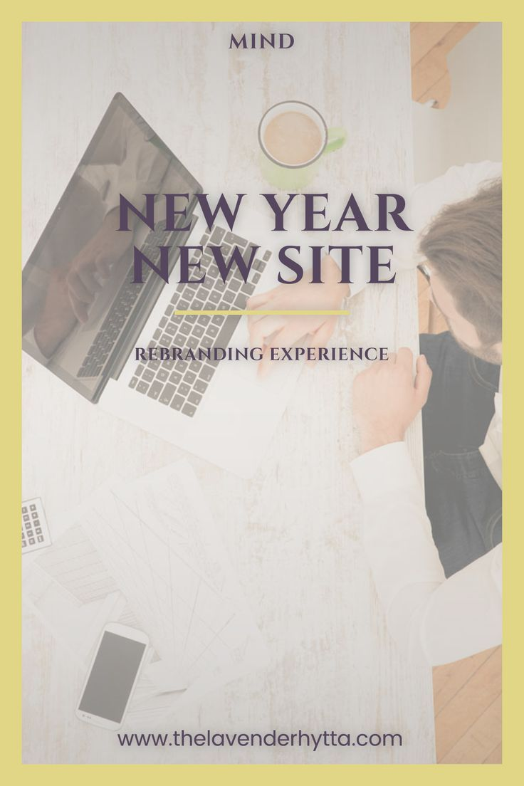 New Year | New Site | Design | Site Design | The Lavender Hytta | Explore | Essential Oils | Herbalism | Wellness | Family Wellness| via /lavenderhytta/