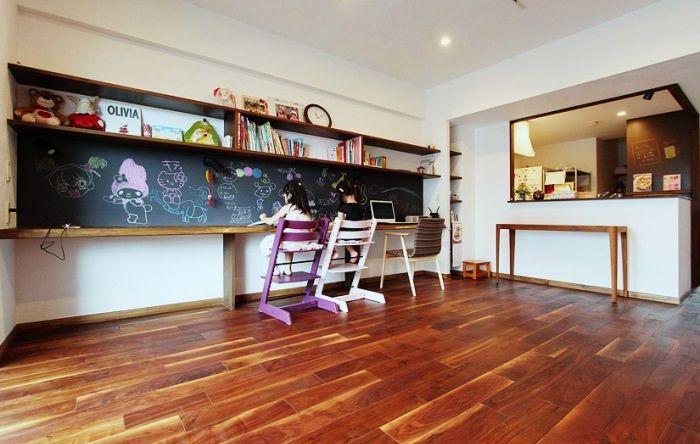 最近「勉強部屋」でなく、他の部屋の一部にスタディスペースを設ける家庭が増えています。広さの問題だけでなく、そば […]