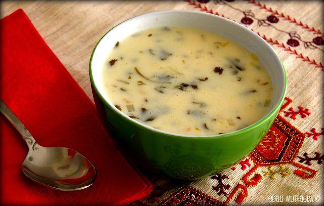 Edalı Mutfağım: Aşotu Çorbası (Erzurum Usulü) (yarmali kofteli)