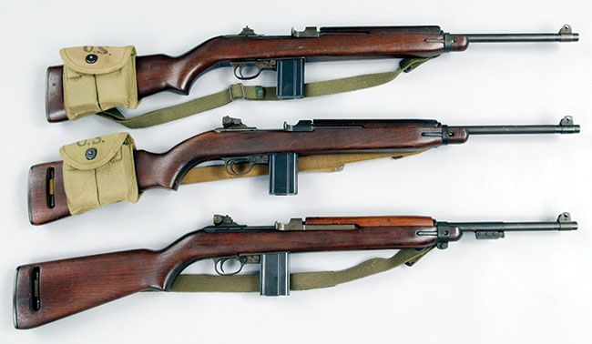 This little .30 semi-auto proved to be one of the most popular military arms of all time. Garry James takes a look at the M1 Carbine.