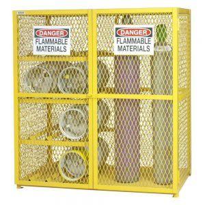 Durham Vertical Gas Cylinder Storage Cabinet