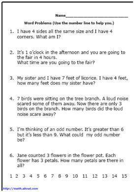 Best 25+ 1st grade story problems ideas only on Pinterest ...