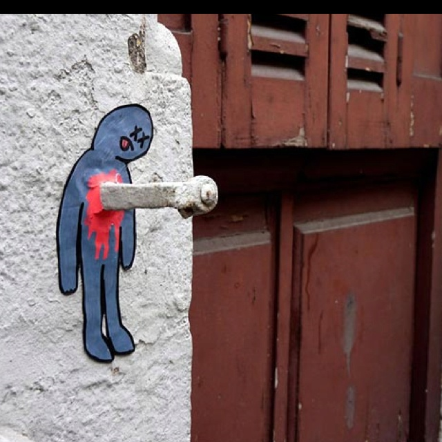 Street art by OaKoAk. 000