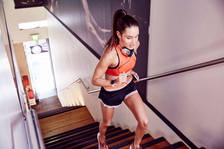 Kayla Itsines' Secret Sweat Session :: Harper's BAZAAR