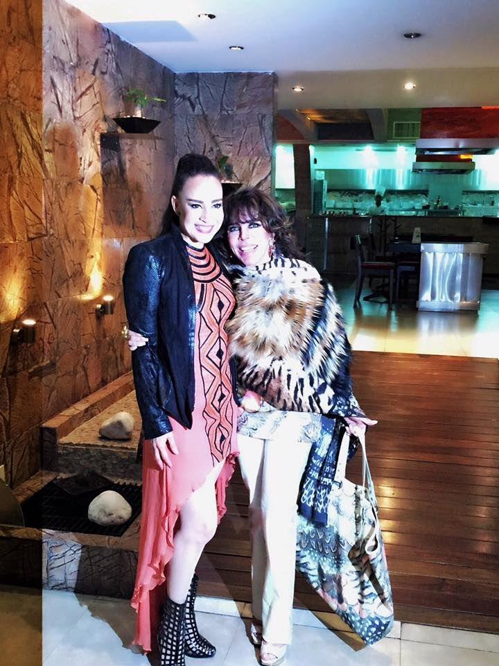 Verónica Castro expresa su apoyo a Natalia Sosa como cantante.